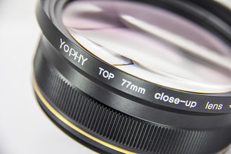 HD MRC Close Up Macro Lens ,  67mm 77mm 82mm Ring Achromatic Lens