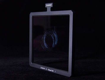 Special Effects Filter 100 * 100mm Portrait Photography ZASHN Filter Optical Glass ZASHN S - Blue 100 I Filter
