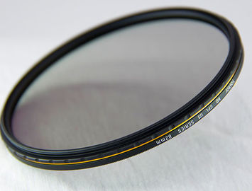 Fashion Black CPL Polarizer Filter With OEM Size Aviation Aluminum Alloy