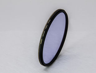 77mm Night Filter For Camera , Round Shape Photography Filters Night Vision