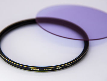Camera Accessories Scenery Filter , Natural Night Filter With B270 Optical Glass