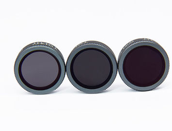 14 x 0.55 DSLR Lens Filters , Optical Glass Drone Camera Filters ND Sets