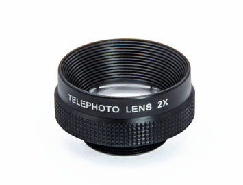 Aluminum Alloy Anamorphic Camera Lens , 5 In 1 Anamorphic Cine Lens Wide Angle Kit With Clip