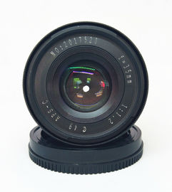 35mm DSLR Camera Lens F1.2 APS-C Fixed Focus Micro For Sony E Mount DSLR Camera