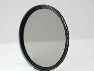 Photography Tool CPL Polarizer Filter Multi Layer Coating 72mm Black For Scenery