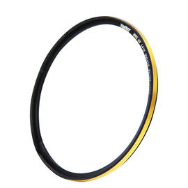 China UV Filter for Camera Lenses UV Protection Photography Filter 77mm Nanotec Coating With Gold ring supplier