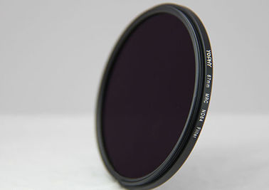 67mm High Definition Camera Lens ND64 Filters With Ultra Slim Anti - Slip Knurling Frame