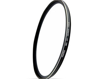 China Optical Glass Camera Lens UV Filter For Protecting DSLR Camera Lens factory